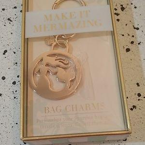 Spartina key chain/purse charm
